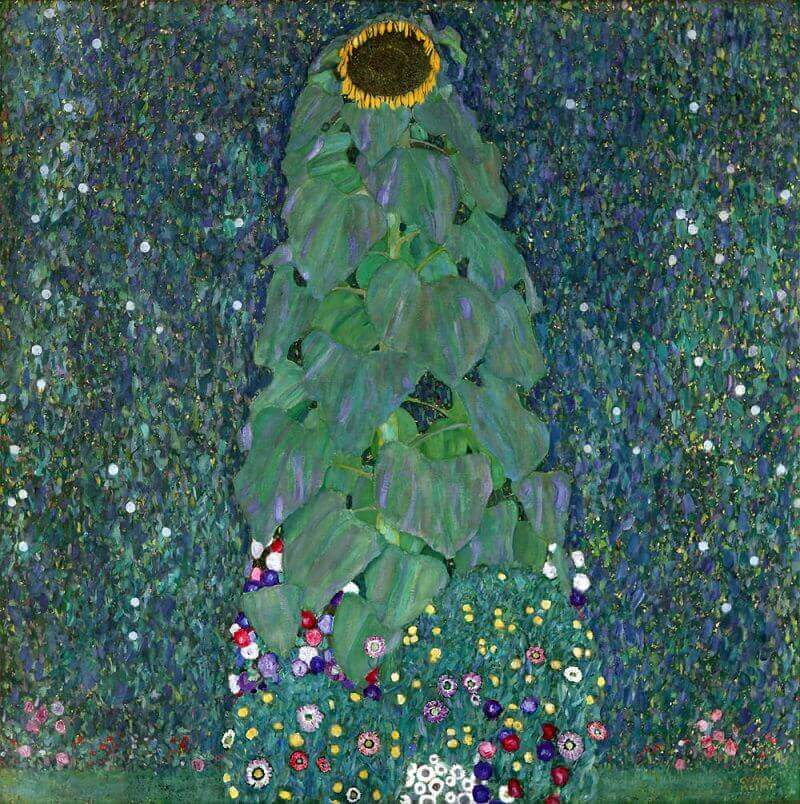 Paintings Of Sunflowers By Famous Artists
